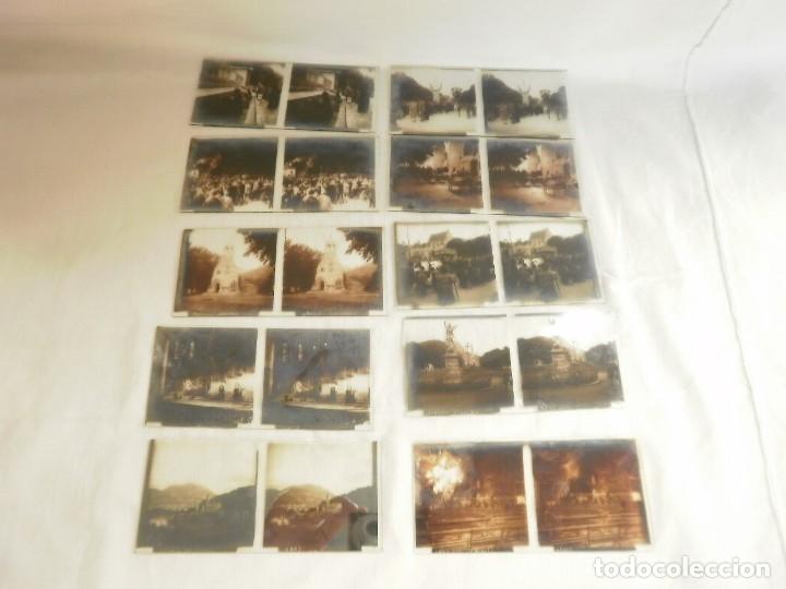 Fotografía antigua: FOTOGRAFIAS ESTEREOSCOPICAS DE LOURDES (FRANCIA) - Foto 3 - 171620415