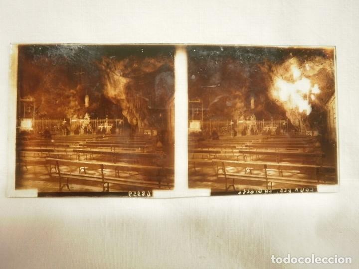 Fotografía antigua: FOTOGRAFIAS ESTEREOSCOPICAS DE LOURDES (FRANCIA) - Foto 4 - 171620415