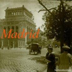 Fotografía antigua: MADRID - 1915 - POSITIVO DE VIDRIO. Lote 171830679