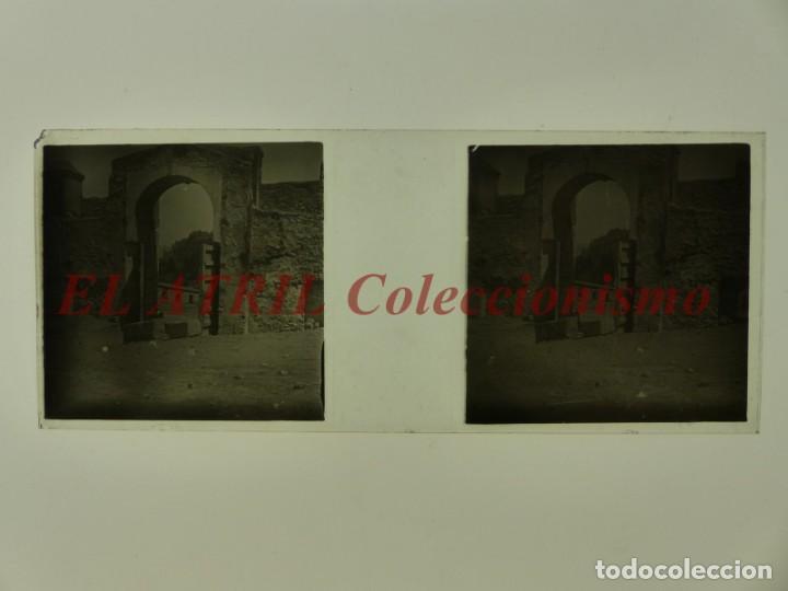 Fotografía antigua: SAGUNTO, VALENCIA - 8 POSITIVOS EN CRISTAL ESTEREOSCOPICOS - AÑOS 1910-1920 - Foto 7 - 172014372