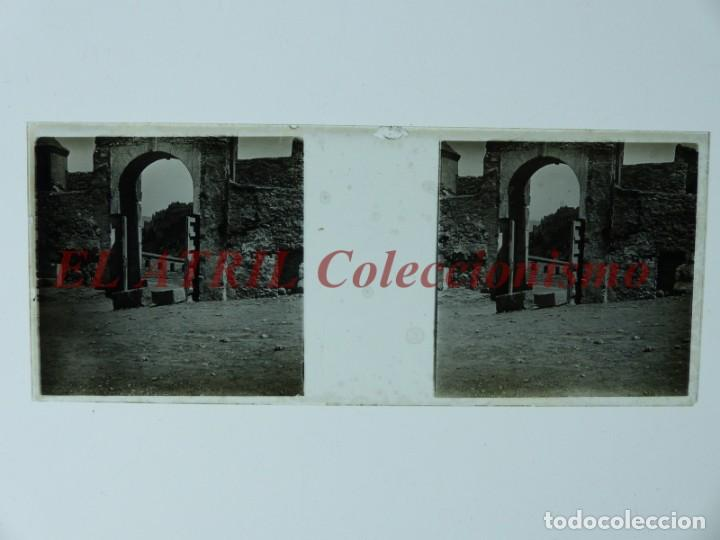 Fotografía antigua: SAGUNTO, VALENCIA - 8 POSITIVOS EN CRISTAL ESTEREOSCOPICOS - AÑOS 1910-1920 - Foto 8 - 172014372