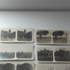 Fotografía antigua: VISTAS ESTEREOSCOPICAS DE ESPAÑA. EL TURISMO PRACTICO. 6 TOMAS DE SALAMANCA. ALBERTO MARTIN.. Lote 174621158