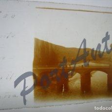 Fotografía antigua: AÑO 1900 - PUENTE EN RIPOLL ( GIRONA) . Lote 177204508