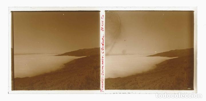 Fotografía antigua: CANARIAS. Niebla. Montañas. 1960 - Foto 2 - 177278092