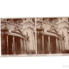 Fotografía antigua: ZARAGOZA.- TEMPLO DEL PILAR. SANTA CAPILLA.. Lote 177566949
