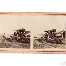 Fotografía antigua: CARTAGENA.(MURCIA).- POSICIONES DE ARTILLERÍA.. Lote 177678863