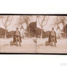 Fotografía antigua: MADRID.- PLAZA DE ORIENTE.. Lote 178051172