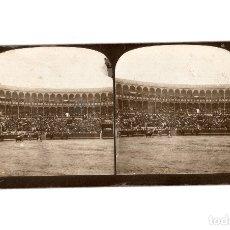 Fotografía antigua: MADRID.- PLAZA DE TOROS.. Lote 178051355