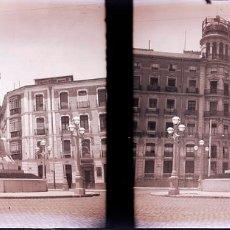 Fotografía antigua: ALICANTE NEGATIVO CRISTAL. Lote 178325225