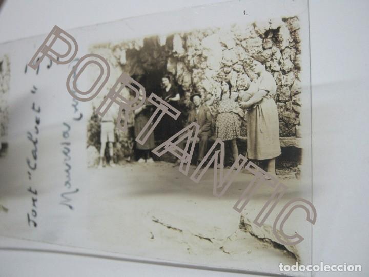Fotografía antigua: AÑO 1932 LOTE 8 FOTOGRAFÍA ANTIGUA ESTEREOSCOPICA placas CRISTAL- MANRESA . Barcelona - Foto 3 - 178383230