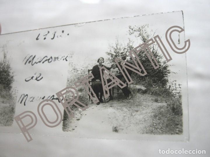 Fotografía antigua: AÑO 1932 LOTE 8 FOTOGRAFÍA ANTIGUA ESTEREOSCOPICA placas CRISTAL- MANRESA . Barcelona - Foto 8 - 178383230