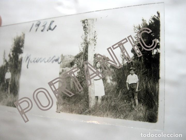 Fotografía antigua: AÑO 1932 LOTE 8 FOTOGRAFÍA ANTIGUA ESTEREOSCOPICA placas CRISTAL- MANRESA . Barcelona - Foto 9 - 178383230