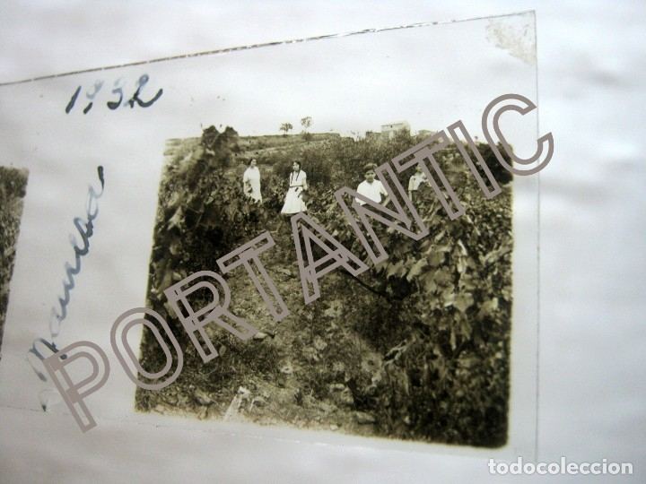 Fotografía antigua: AÑO 1932 LOTE 8 FOTOGRAFÍA ANTIGUA ESTEREOSCOPICA placas CRISTAL- MANRESA . Barcelona - Foto 10 - 178383230