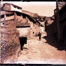 Fotografía antigua: CHULILLA NEGATIVO CRISTAL. Lote 178524518