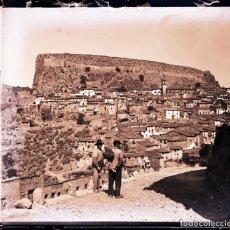 Fotografía antigua: CHULILLA NEGATIVO CRISTAL. Lote 178527851