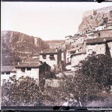 Fotografía antigua: CHULILLA NEGATIVO CRISTAL. Lote 178536846