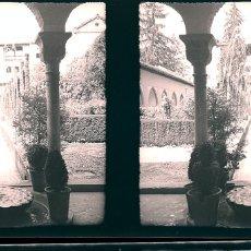 Fotografía antigua: GRANADA NEGATIVO CELULOIDE. Lote 178993076