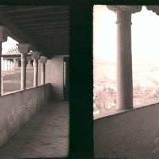 Fotografía antigua: GRANADA NEGATIVO CELULOIDE. Lote 178993092