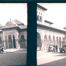 Fotografía antigua: GRANADA NEGATIVO CELULOIDE. Lote 178993097