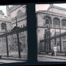 Fotografía antigua: GRANADA NEGATIVO CELULOIDE. Lote 178993125