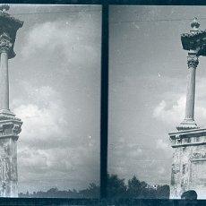 Fotografía antigua: VALENCIA NEGATIVO CELULOIDE. Lote 178993211