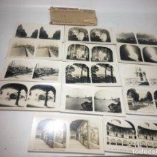 Fotografía antigua: PALMA DE MALLORCA COLECCIÓN COMPLETA 14 FOTOGRAFÍAS ESTEREOSCOPÍCAS ORIGINALES EXCELENTE CONSERVACIÓ. Lote 180837812