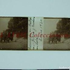 Fotografía antigua: PALMA MALLORCA - PLACA POSITIVO EN CRISTAL ESTEREOSCOPICA - AÑO 1930. Lote 180953341