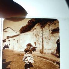 Fotografía antigua: PLACA ESTEREOSCÓPICA CRISTAL GRANADA O CÓRDOBA? PP.S.XX. Lote 182637170