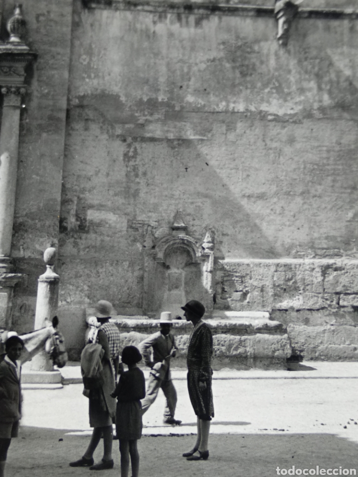 Fotografía antigua: Placa estereoscópica cristal Córdoba 1930 - Foto 6 - 182641167
