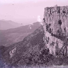 Fotografía antigua: GUILLERIES. GIRONA. IGLESIA. C. 1925. Lote 187387721