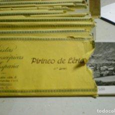 Fotografía antigua: PAQUETE VISTAS ESTEREOSCÓPICAS DEL PIRINEO DE LÉRIDA. Lote 190059192