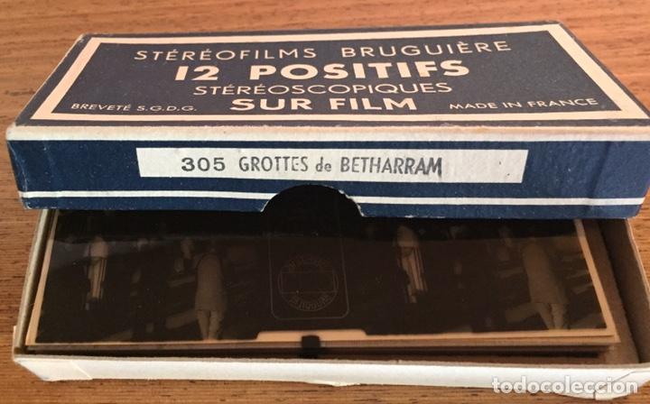 Fotografía antigua: Caja de negativos estereoscopicas - Foto 2 - 190606778