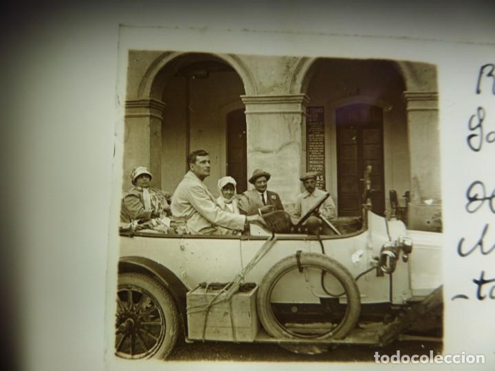 Fotografía antigua: FOTO POSITIVO EN CRISTAL ANTIGUO RIBAS DE FRESER . - Foto 2 - 192910148