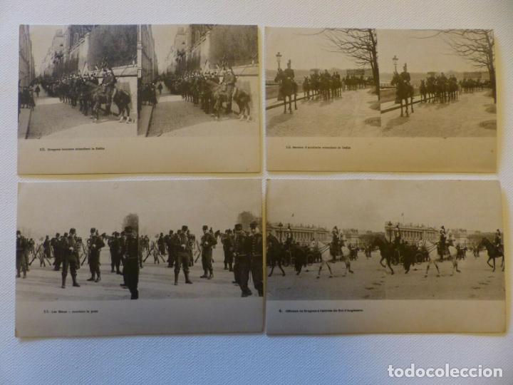 Fotografía antigua: DE MUSEO GRAFOSCOPIO ESTEREOSCOPIO GIGANTE N III 1870 MAS 11 L.L vistas estéreo mas 1 MONO - Foto 7 - 193704987