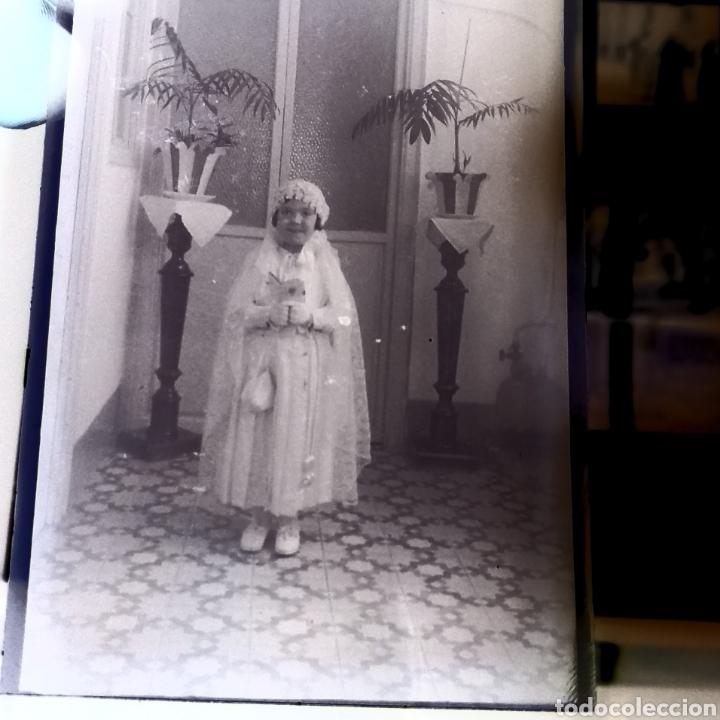 Fotografía antigua: Lote de placas estereoscopicas de cristal y celuloide anos 1930-40 Málaga - Foto 2 - 194325737