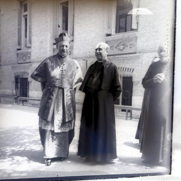 Fotografía antigua: Lote de placas estereoscopicas de cristal y celuloide anos 1930-40 Málaga - Foto 3 - 194325737