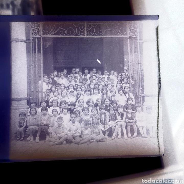 Fotografía antigua: Lote de placas estereoscopicas de cristal y celuloide anos 1930-40 Málaga - Foto 7 - 194325737