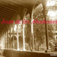 Fotografía antigua: SANT JOAN DE LES ABADESSES - 1930'S - NEGATIU DE VIDRE . Lote 194577458