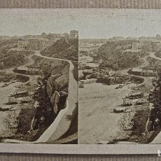 Fotografía antigua: CA. 1858. PYRENEES AU STEREOSCOPE - BIARRITZ - ALEXANDRE BERTRAND / PIRINEOS, PAYS BASQUE-PAIS VASCO. Lote 195092133