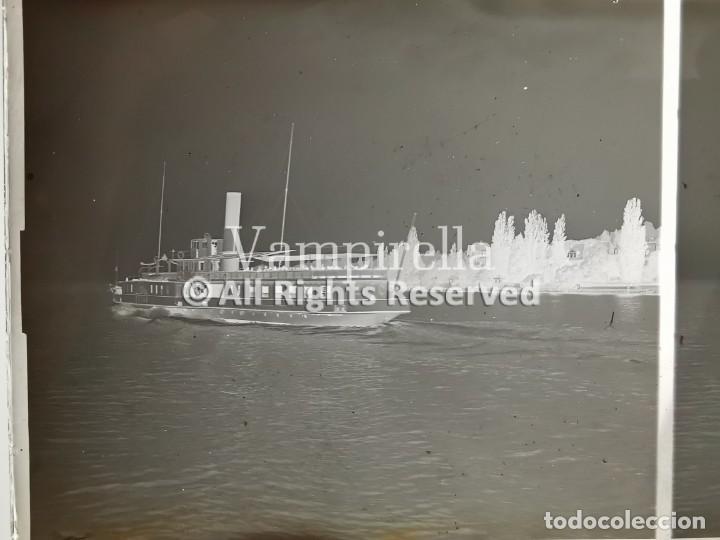 Fotografía antigua: Lote negativos estereoscópicos de cristal. Rosas. Cadaqués Costa Brava.. Circa 1900-30 - Foto 6 - 195126475