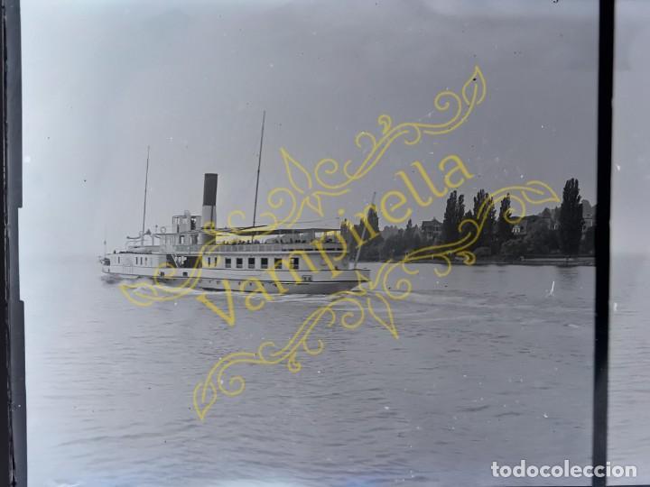 Fotografía antigua: Lote negativos estereoscópicos de cristal. Rosas. Cadaqués Costa Brava.. Circa 1900-30 - Foto 27 - 195126475