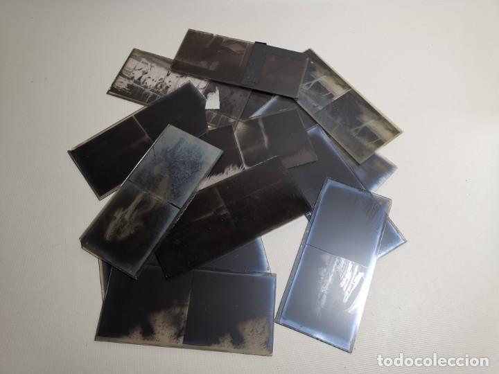 Fotografía antigua: Lote negativos estereoscópicos de cristal. Rosas. Cadaqués Costa Brava.. Circa 1900-30 - Foto 39 - 195126475