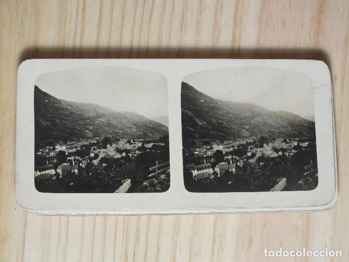 Fotografía antigua: Fotografías Estereoscópicas - España - 10 Unidades - Foto 2 - 195291061
