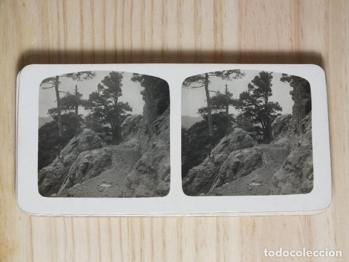 Fotografía antigua: Fotografías Estereoscópicas - España - 10 Unidades - Foto 3 - 195291061