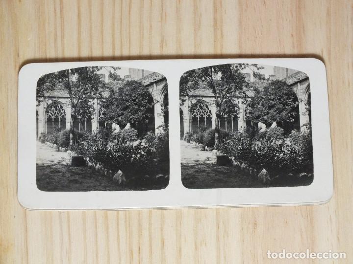 Fotografía antigua: Fotografías Estereoscópicas - España - 10 Unidades - Foto 9 - 195291061