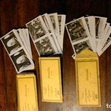 Fotografía antigua: 45 VISTAS ESTEREOSCÓPICAS DE GRANADA -SERIES 1ª,2ª,3ª. Lote 195324795