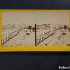 Fotografía antigua: ESTEREOSCÓPICA ALBÚMINA. MÉXICO.. Lote 195373101