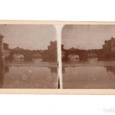 Fotografía antigua: MURCIA.- PUENTE VIEJO.. Lote 197342553