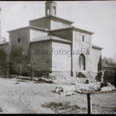 Fotografía antigua: TERRASSA - AÑO 1924, CRISTAL POSITIVO 10X4 CM.. Lote 198532736