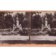 Fotografía antigua: BARCELONA.- FUENTE DE HERCULES.. Lote 202769672
